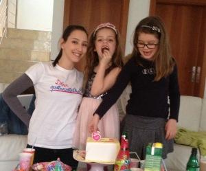 Detská narodeninová party