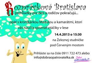 Rozprávková Bratislava 2013