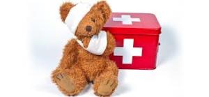 prva pomoc pre opatrovatelky deti
